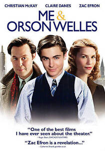 Me and Orson Welles (DVD, 2011)