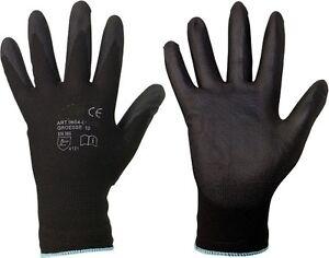 Mechanikerhandschuhe-Nylon-PU-Handschuhe-Montagehandschuhe-Arbeitshandschuhe