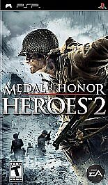 Medal of Honor: Heroes 2  (PlayStation P...