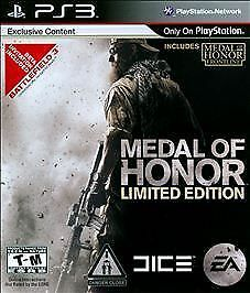 Medal of Honor: Limited Edition (Sony Pl...