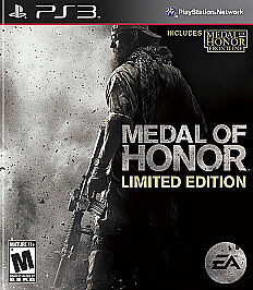 Medal of Honor Limited Edition  (Sony Pl...