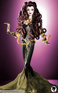 Medusa 2008 Barbie Doll