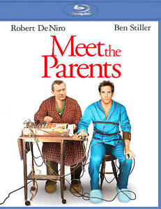 Meet the Parents (Blu-ray Disc, 2010, Wi...