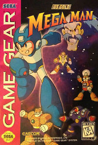 Mega Man  (Sega Game Gear, 1995)
