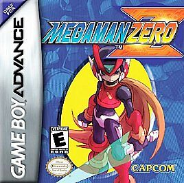 Mega Man Zero  (Nintendo Game Boy Advanc...
