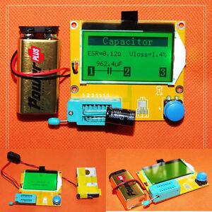 Mega328-Transistor-Tester-Diode-Triode-Capacitance-ESR-Meter-MOS-PNP-NPN-L-C-R