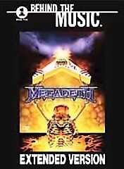 Megadeth - Behind the Music Extended (DV...