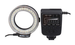 Meike FC-100 Ring Light/Macro Flash for ...