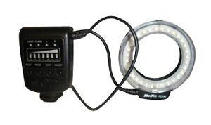 Meike FC100 Ring Light/Macro Flash for N...