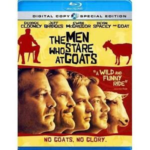 The Men Who Stare at Goats (Blu-ray Disc...