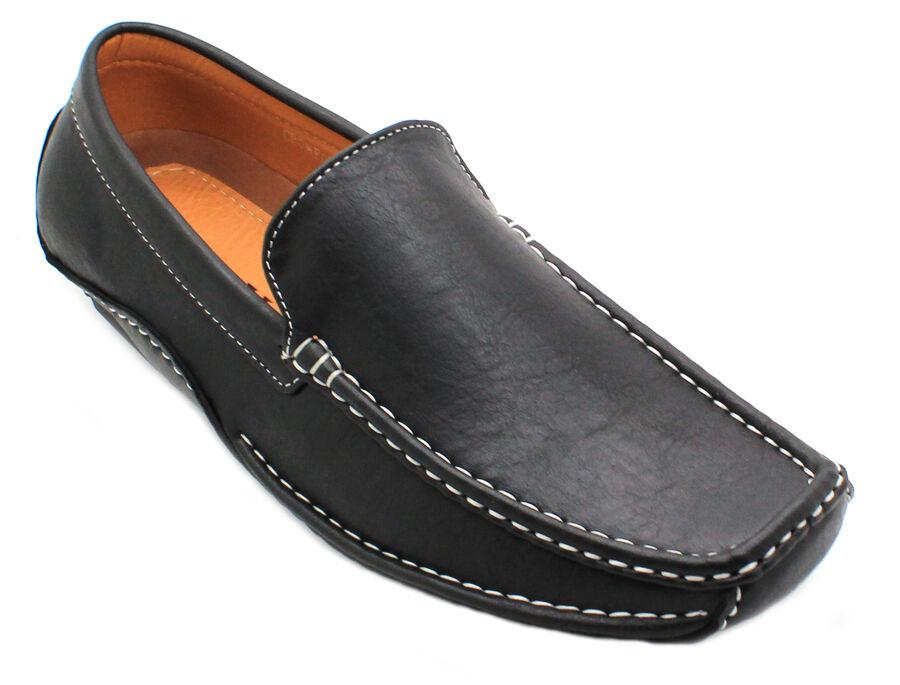 Men S Loafer Slip On Loafers Driving Shoes Moccasins