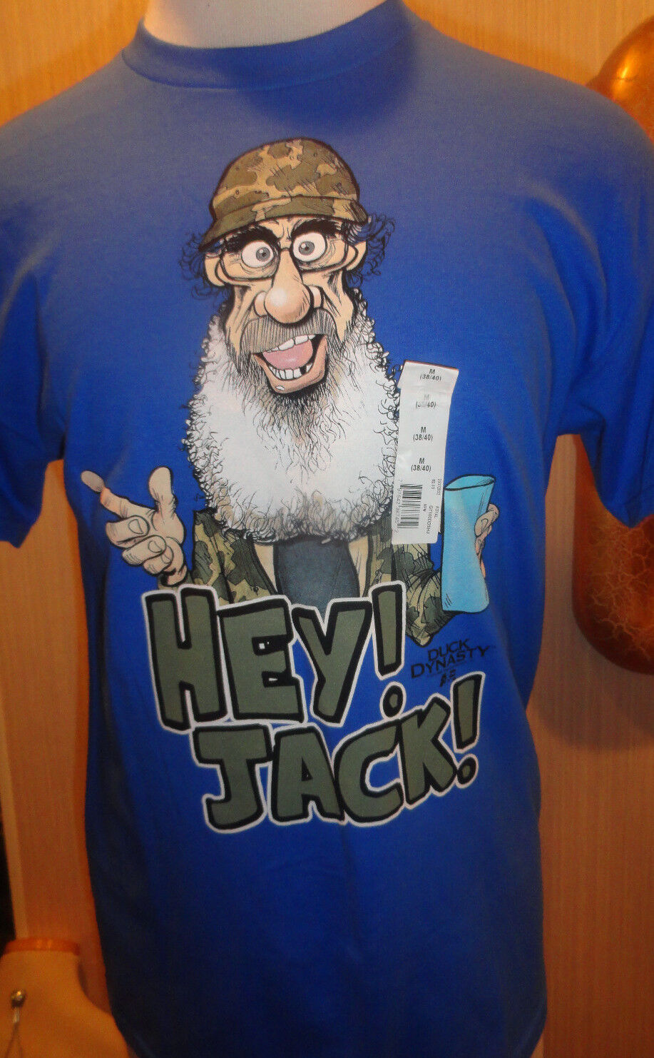 Duck Commander T Shirt Duck Dynasty Tv Show Si Phil On Sale Hey Jack