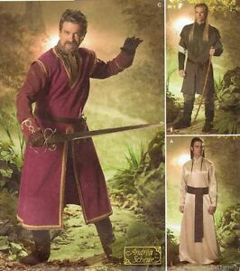 LOTR Lord of the Rings Arwen Eowyn Gown Sewing Pattern McCalls