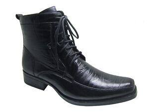 Mens Dress Ankle High Boots | Car Interior Design