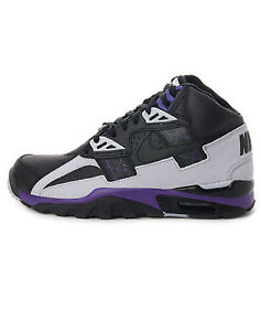 New Nike Bo Jackson Shoes http://www.ebay.com/itm/Mens-Nike-SC-Trainer-Low-Bo-Jackson-Sneakers-New-Sale-Black-Purple-/261077411533