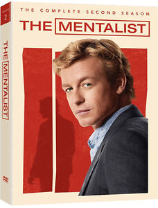 The Mentalist - Series 2 - Complete (DVD...