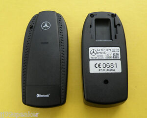 Mercedes bluetooth hfp cradle iphone 4 for Mercedes benz cell phone cradle