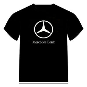 Mercedes benz t shirt size and colour choice ebay for Mercedes benz clothes and accessories