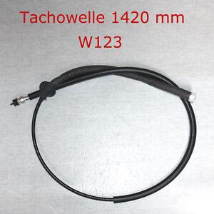 Mercedes-Benz-W123-Tachowelle-1420-mm-Schaltgetriebe-Biegsame-Welle-Tachopese