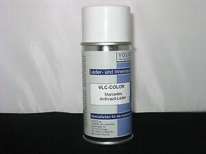 mercedes slk r 170 interior paint anthracite spraycan ebay. Black Bedroom Furniture Sets. Home Design Ideas