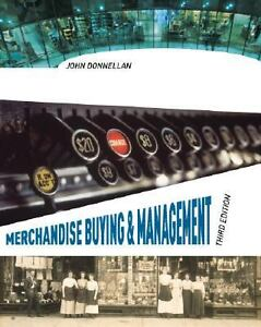 Merchandise Buying and Management by Joh...
