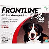 Merial Frontline Plus For Dogs 89 - 132 ...