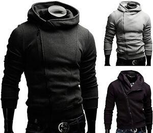 Merish-Kapuzenpullover-Hoodie-Pullover-Jacke-T-Shirt-Neu-Herren-Sweatshirt-14