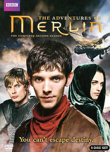 Merlin: The Complete Second Season (DVD,...