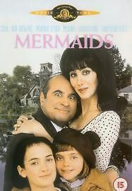 Mermaids (DVD, 2001)