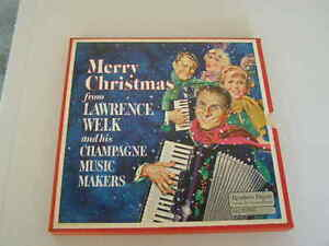 Lawrence Welk - Merry Christmas From Our House To Your House