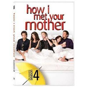 How I Met Your Mother - Season 4 (DVD, 2...