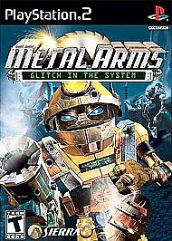 Metal Arms: Glitch in the System  (Sony ...