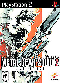 Metal Gear Solid 2: Substance  (Sony Pla...