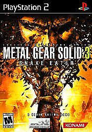 Metal Gear Solid 3: Snake Eater  (Sony P...