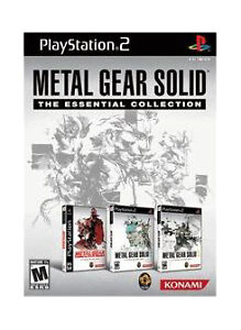 Metal Gear Solid: The Essential Collecti...