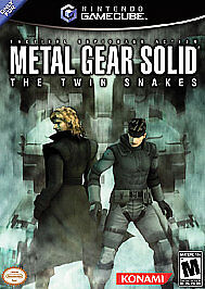 Metal Gear Solid: The Twin Snakes  (Nint...
