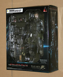 Metal Gear Solid V Action Figure Play Arts Kai Venom Snake Sneaking Suit Ver - Braunschweig, Deutschland - Metal Gear Solid V Action Figure Play Arts Kai Venom Snake Sneaking Suit Ver - Braunschweig, Deutschland