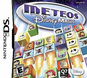 Meteos: Disney Magic  (Nintendo DS, 2007...