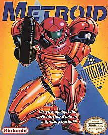 Metroid (Nintendo, 1987)