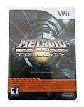 Metroid Prime Trilogy Collector's Editio...