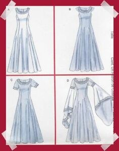 MCCALLS WEDDING DRESS PATTERNS | Different Dresses