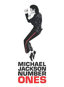 Michael Jackson - Number Ones (DVD, 2003...
