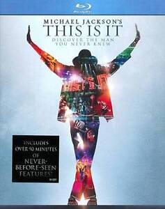 Michael Jackson's This Is It (Blu-ray Di...