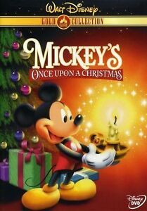 Mickey's Once Upon a Christmas (DVD, 200...