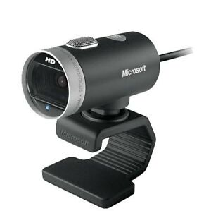Microsoft Cinema Web Cam. Photo contributed by #M#.