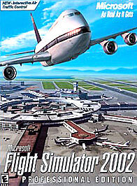 Microsoft Flight Simulator 2002 Professi...