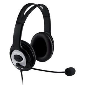 Microsoft-LifeChat-LX-3000-Headset-Scwarz-NEU-OVP