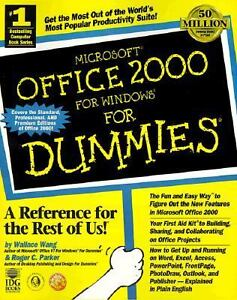 Microsoft Office 2000 for Windows for Du...