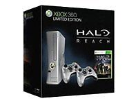 Microsoft Xbox 360 S Halo Reach Limited ...