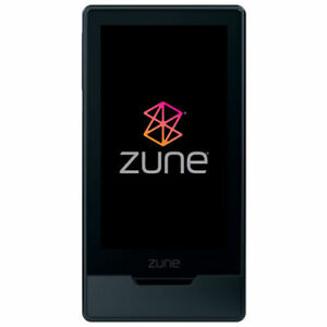 Microsoft Zune HD Black (16 GB) Digital ...